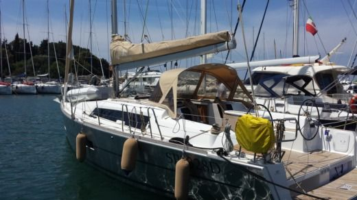 Barca a vela Dufour Grand Large 382