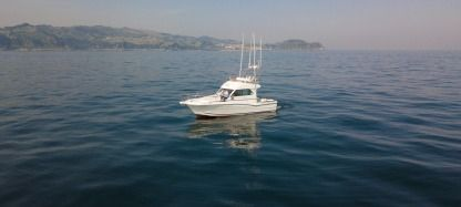 Charter Motorboat Star Fisher 1060 San Sebastián