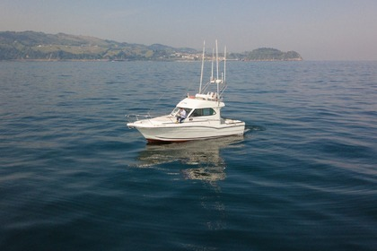 Rental Motorboat Star Fisher 1060 Donostia-San Sebastian