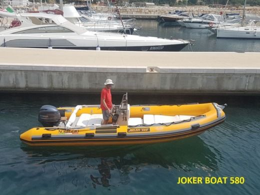Rental rIB in Porto Badino