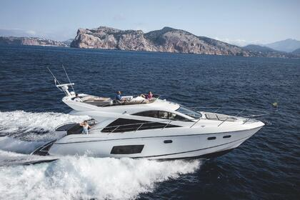 Verhuur Motorboot Sunseeker 53 Manhattan Port de Sóller