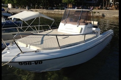 Rental Motorboat REFUL Boats HM 22 Murter