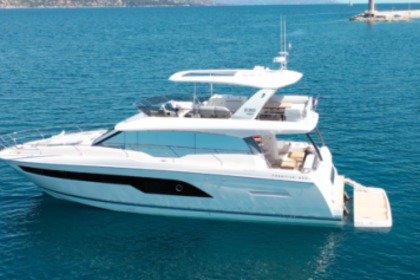 Location Yacht Jeanneau Prestige Yacht 630 Flybridge Cogolin