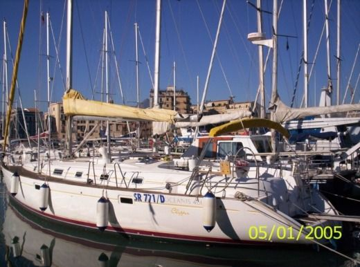 Charter sailboat in Palerme peer-to-peer