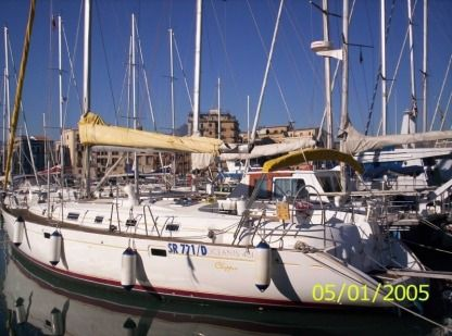 Charter Sailboat Beneteau Oceanis 461 Palermo