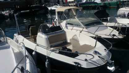 Miete Motorboot Quicksilver 5.55 Open Sainte-Maxime