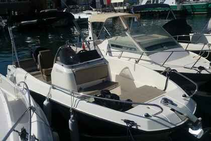 Rental Motorboat QUICKSILVER 5.55 Open Sainte-Maxime