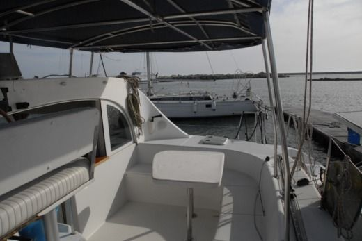 LAGOON 380 in Marsala TP for hire