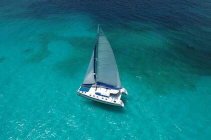 Rental Catamaran Fountaine Pajot Marquises Cancún