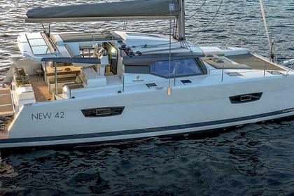 Hire Catamaran Fountaine Pajot Astrea 42 Tortola