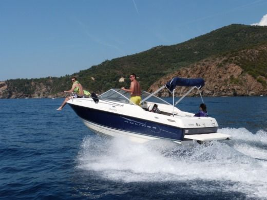 Barca a motore Bayliner Discovery tra privati