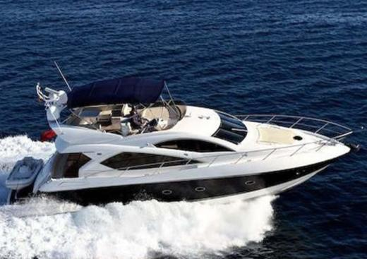 Sunseeker Manhattan 60 en Ibiza