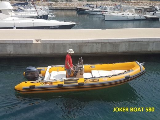 Joker Boat Coaster 580 in Porto Badino
