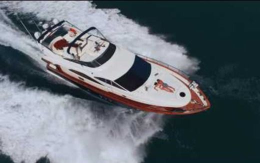 Motorboat Astondoa 66 for hire