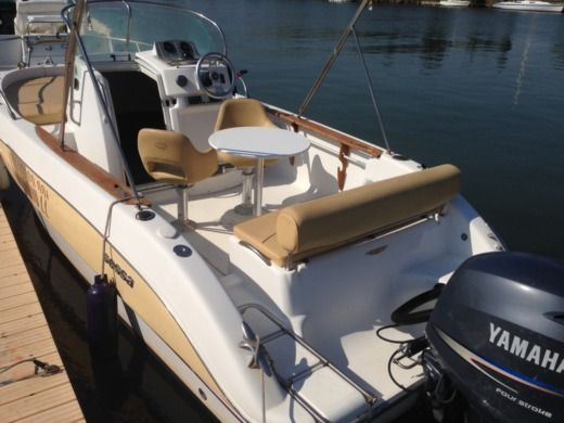 Motorboot SESSA KEY LARGO DECK 22 zwischen Privatpersonen