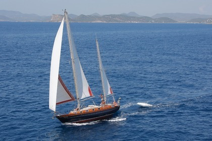 Charter Sailboat Chantier Richard Chassiron GT Ibiza