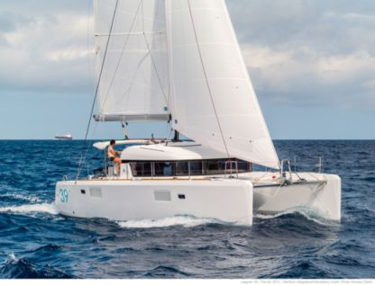 Location Catamaran Lagoon Lagoon 39 Praslin