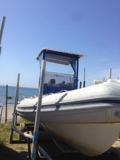 Rental RIB Marvel 660 Messina