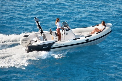 Hire RIB Ranieri Cayman THREE 19 Sport Cala d'Or