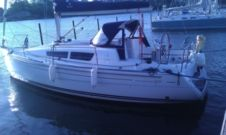 Jeanneau Sun Odyssey 30I in Dyvig for rental