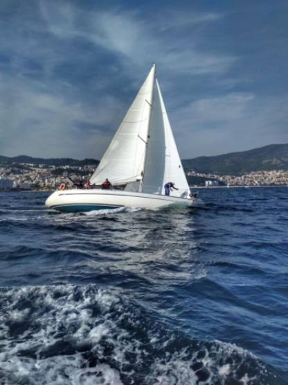 Rental Sailboat Bavaria Bavaria 38 Kavala