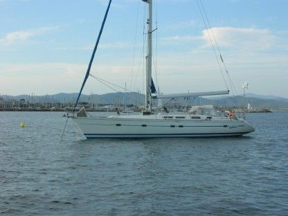 Rental Sailboat Bavaria Sloop Ajaccio