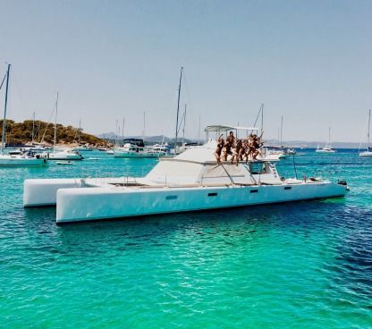Location Catamaran Jean Maurel Modèle Unique Saint-Tropez