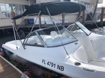 Miete Motorboot Polar Dual Console 21 Fort Lauderdale