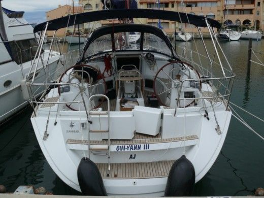 Jeanneau SUN ODYSSEY 44i Performance in Saint-Mandrier-sur-Mer for hire