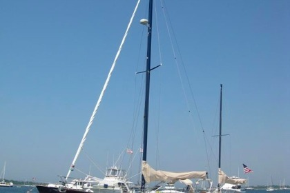 Charter Sailboat Olin Stephens 48ft 1974 Northport