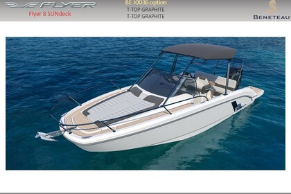 Hire Motorboat Beneteau Flayer 8 Krk