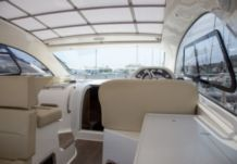 Miete Motorboot Bavaria 43 Sport Hard Top Palma