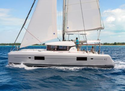 Location Catamaran Lagoon Lagoon 42 Malte