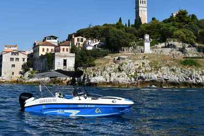 Hire Motorboat Rancraft Rs 5 Rovinj
