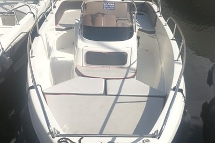Rental Motorboat Selva 670 Open Grimaud