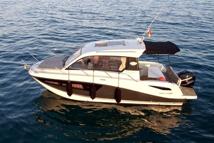Alquiler Lancha Quicksilver Activ 755 Week-end Sitges