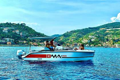 Charter Motorboat BMA X199 Sanremo