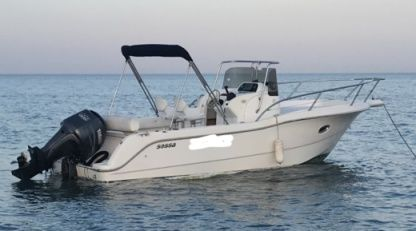 Miete Motorboot Tarifs Promos Semaine Key Largo Open Sessa Key Largo 200 Cv Carnon-Plage