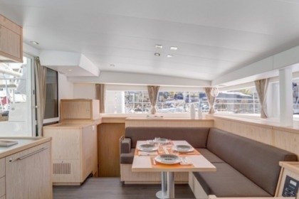 Rental Catamaran Fountaine Pajot Lucia 40 Tivat