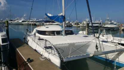 Location Catamaran Fountaine Pajot Athena 38 (4+2 Cab) La Romana