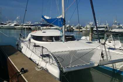 Hire Catamaran Fountaine Pajot Athena 38 (4+2 Cab) La Romana