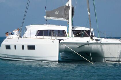 Location Catamaran Nautitech 542 Cannes