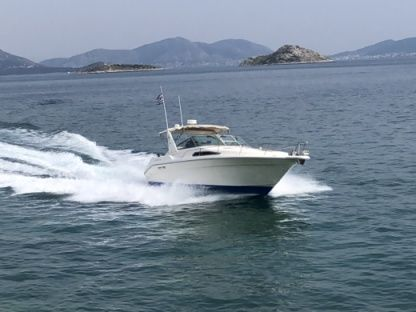 Charter Motorboat Sea Ray Sundancer Zakinthos
