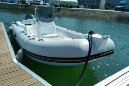 Location Semi-rigide Capelli Tempest 625 Easy La Trinité-sur-Mer