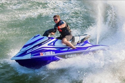 Rental Jet ski Yamaha 2019 GP-1800 Supercharged Lake Havasu City