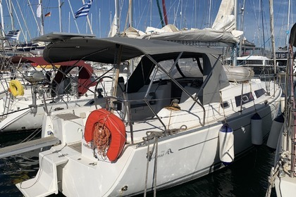 Charter Sailboat HANSE 350 Laurium