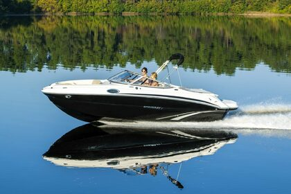 Charter Motorboat Stingray 250 LR Ibiza