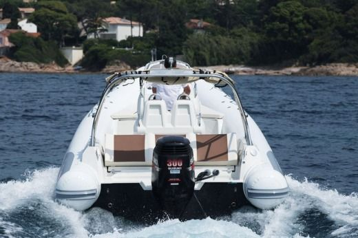 RIB Kardis Thunderbird 780 for hire