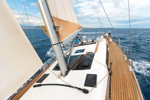 Barca a vela Dufour 460 Grand`Large (4 Cabins, From 2016) tra privati
