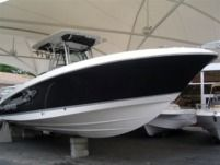Motorboat Well Craft Scarab 30